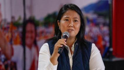 Keiko Fujimori no acepta su derrota y pide anular 200 mil votos a nivel nacional