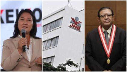 Justicia electoral peruana retrocede en intento de favorecer a Keiko Fujimori