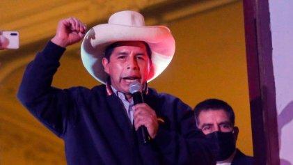 ¿Qué hay detrás del llamado de Pedro Castillo a la unidad nacional?